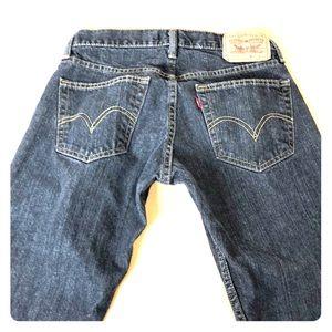 Levi's Slim Straight Men's Jeans 29x30